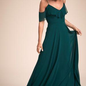 Jenny Yoo Mila Dress, Caspian Sea, size 2